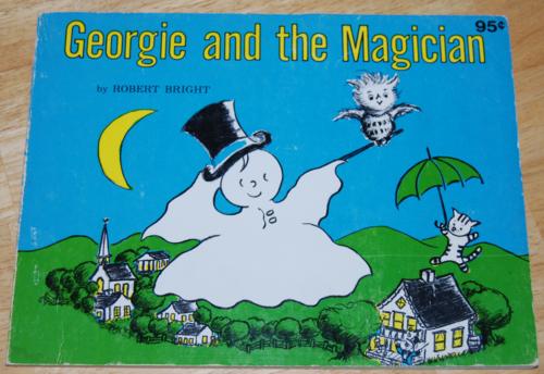 Georgie & the magician