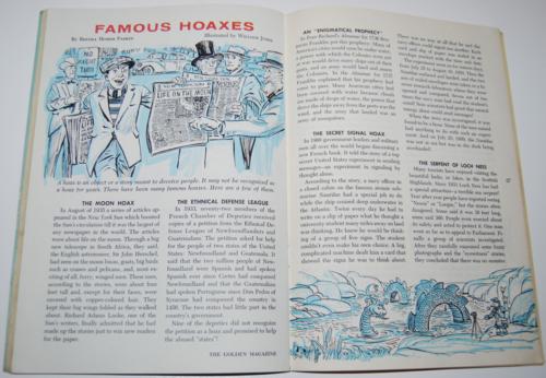 Golden magazine march 1965 5