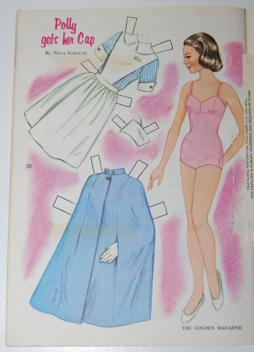 Golden magazine march 1965 10