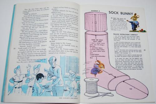 Golden magazine march 1964 3