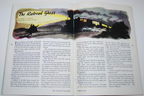Golden magazine march 1964 8