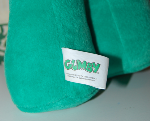 Gumby easter plush 3