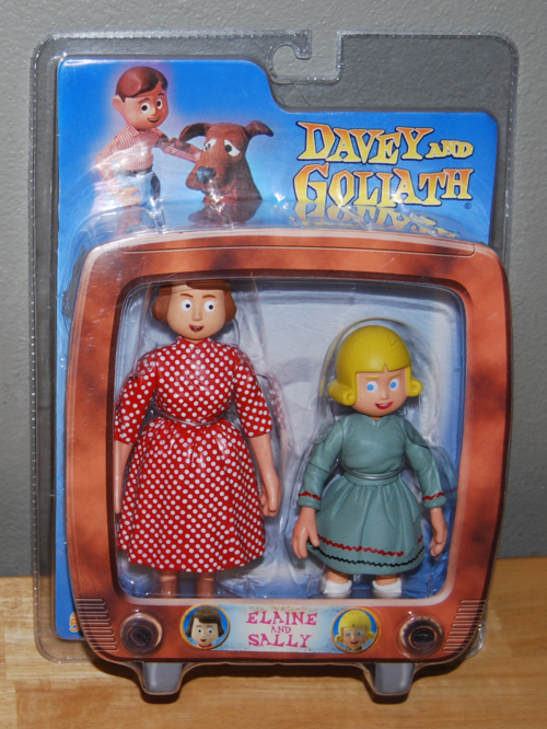 Davey & goliath toys 2