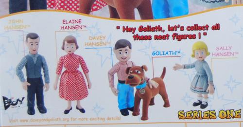 Davey & goliath toys 4