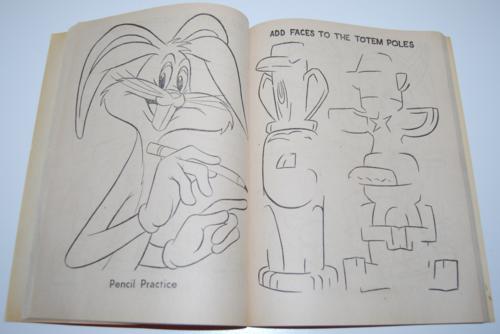 Bugs bunny coloring book 5