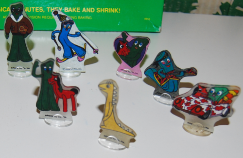 Gumby shrinkydinks 5
