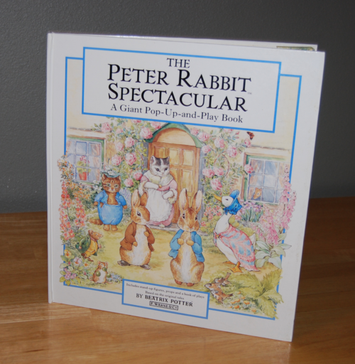 Peter rabbit spectacular