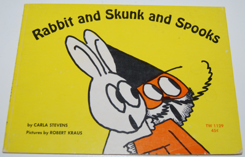 Rabbit and skunk spooks
