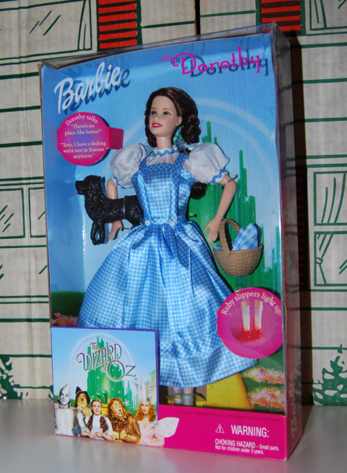 Dorothy barbie 1