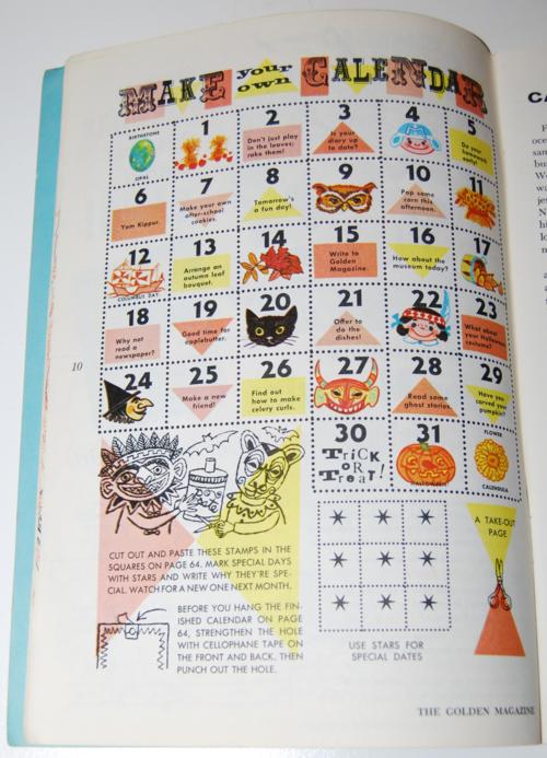 Golden magazine october 1965 6