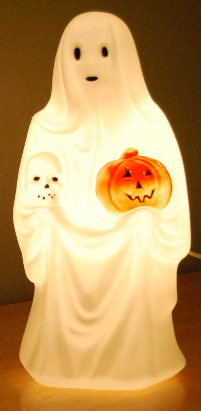 Halloween 2012 ghost