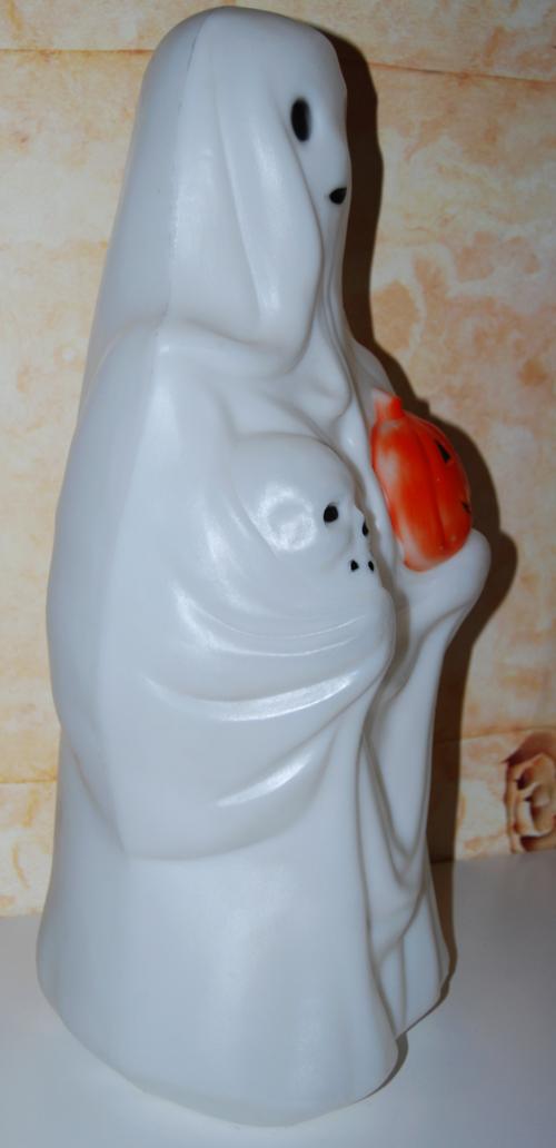 Blowmold ghost side