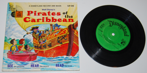 Pirates of the caribbean book record