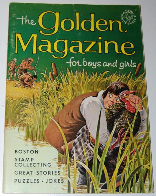 Golden magazine november 1967
