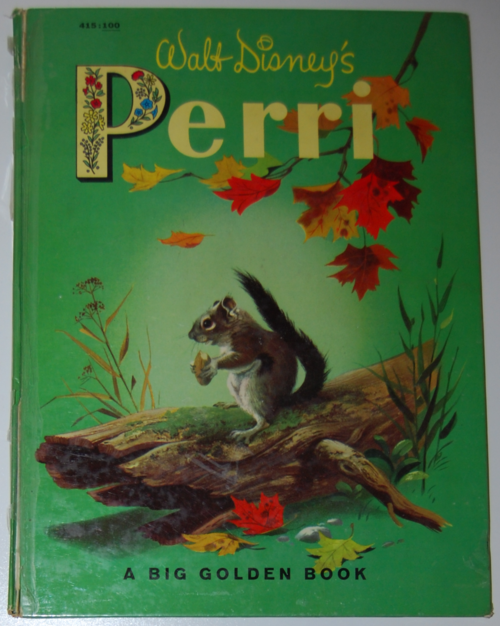 Perri big golden book
