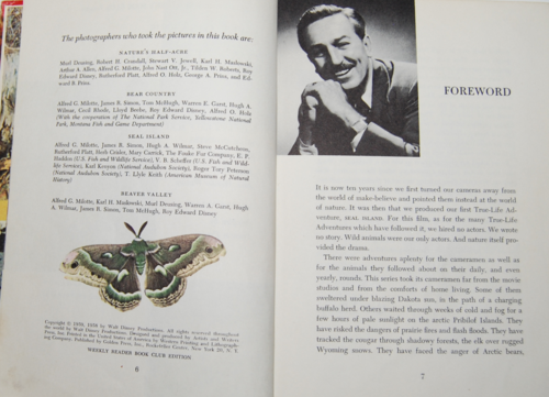 Walt disney's true life adventures book 2