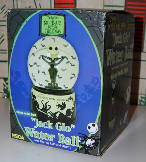 Jack glo water ball box