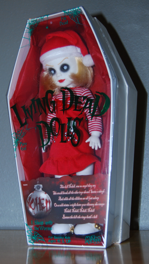 Living dead doll nohell