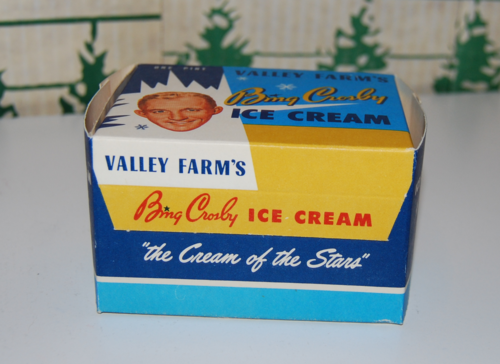 Bing crosby ice cream 3
