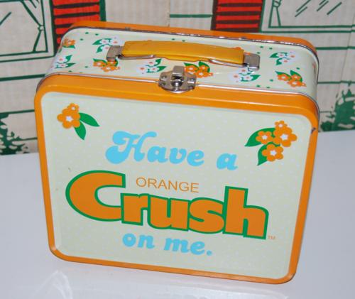 Crush lunchbox