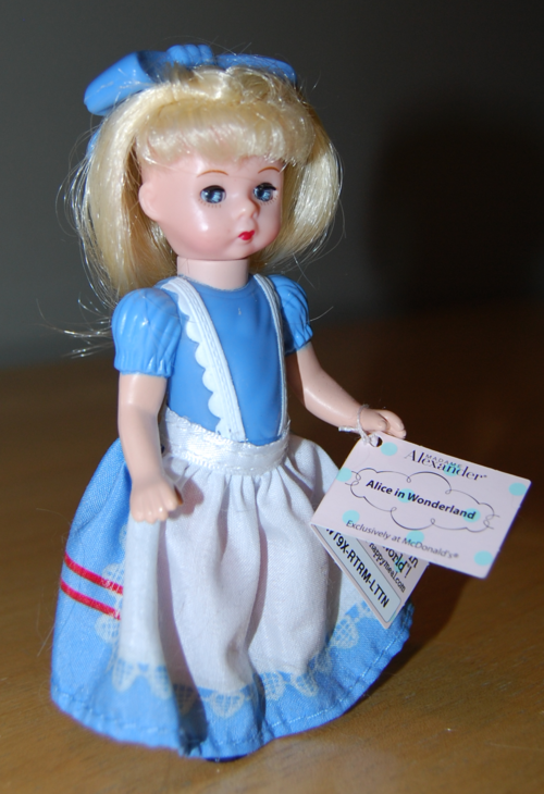 Alice doll madam alexander