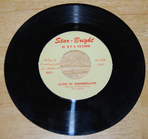 Alice record 3