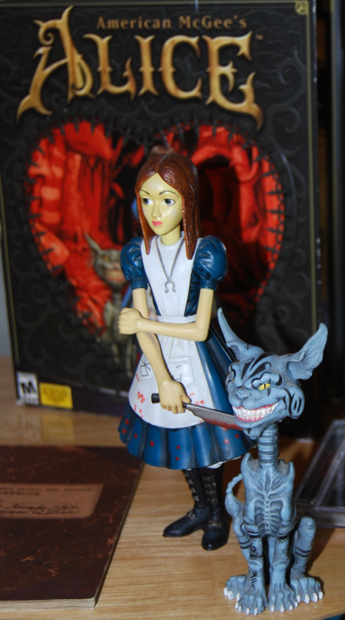 American mcgee's  alice series 1