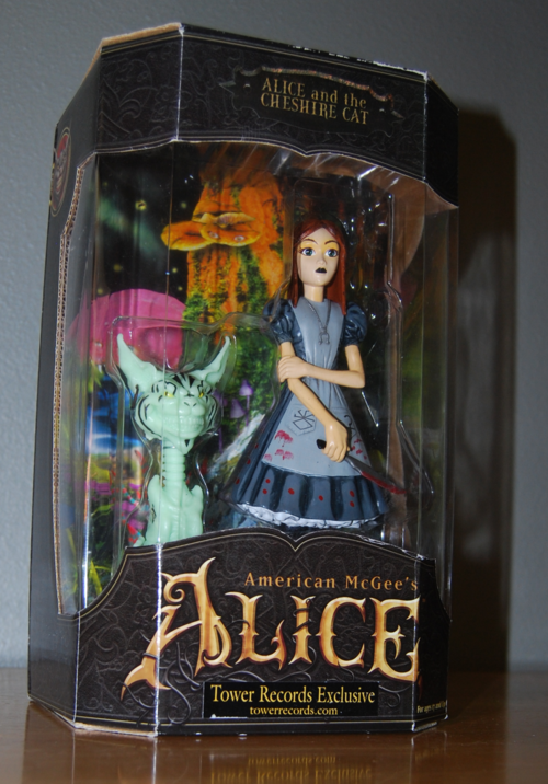 American mcgee's goth tower exclusive alice 4