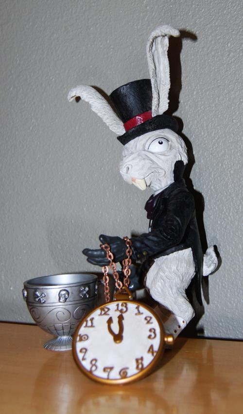 Am mcgee's alice white rabbit 2