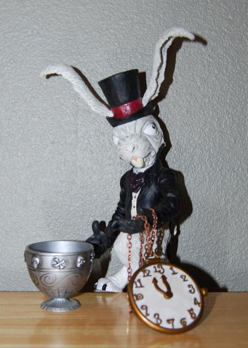 Am mcgee's alice white rabbit 3