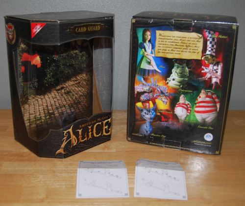 Am mcgee's alice card guards 2