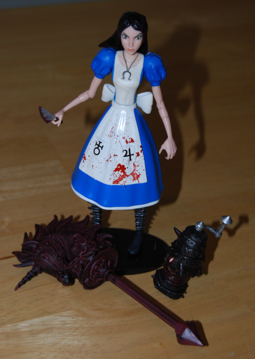Am mcgee alice 9