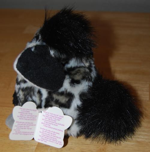 Furby leopard 3