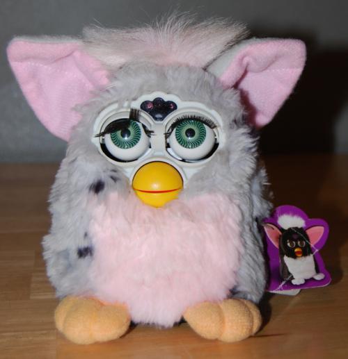 Furby pink 1
