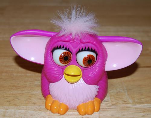 Furby mcd eyes prize 1