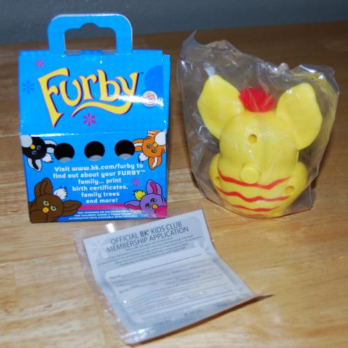 Furby bk prize 1