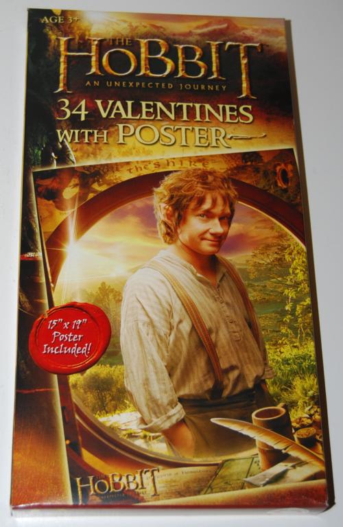 Hobbit valentines