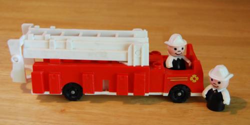 Fisher price firetruck