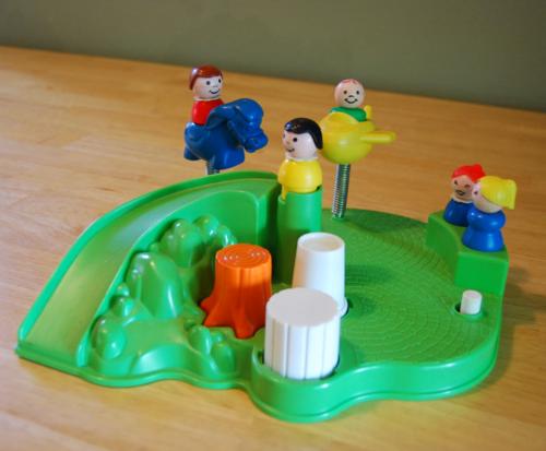 Fisher price playground