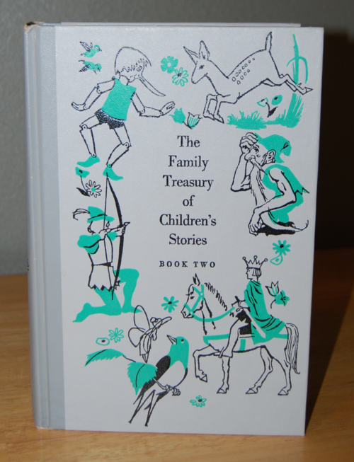 Family treasury children's stories