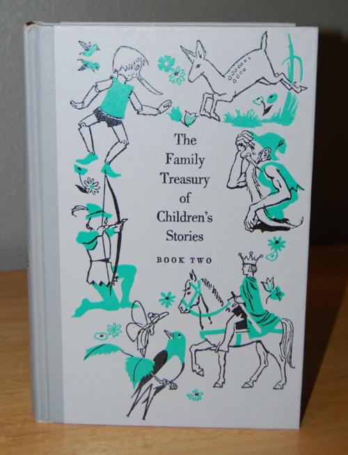 Family treasury children's stories