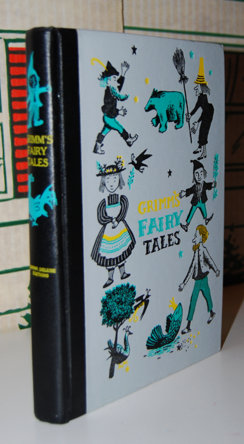 Grimm's fairy tales 3