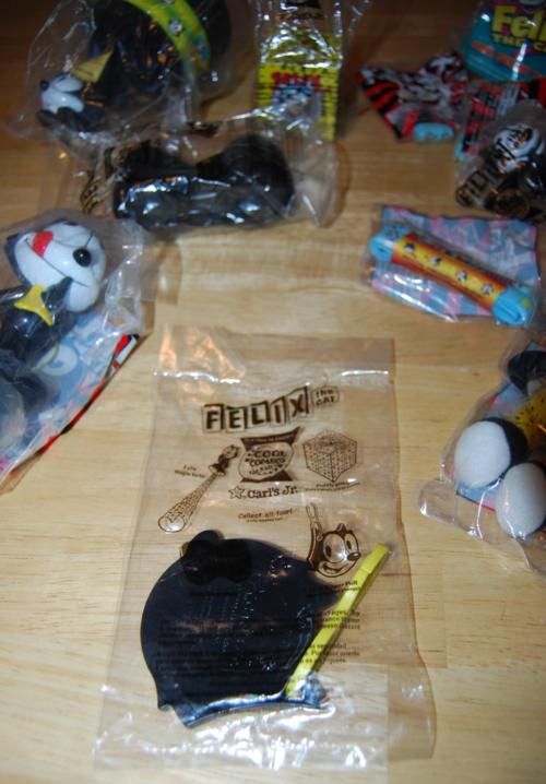 Felix carl's jr prizes