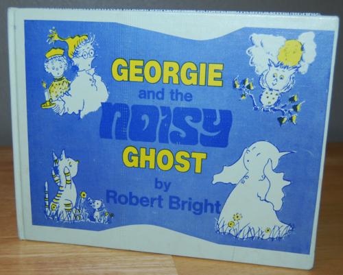 Georgie & the noisy ghost