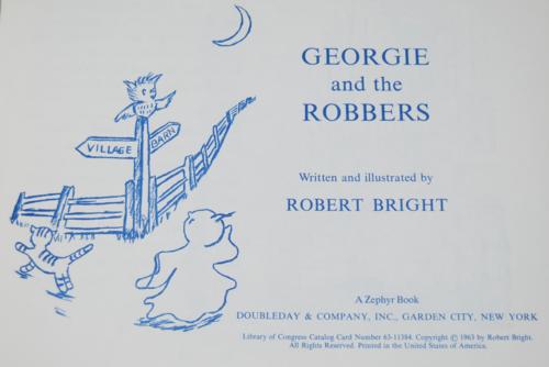 Georgie & the robbers 3