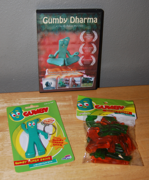 New gumby items