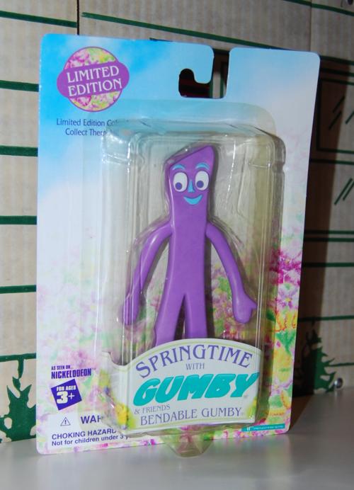 Springtime gumby 3
