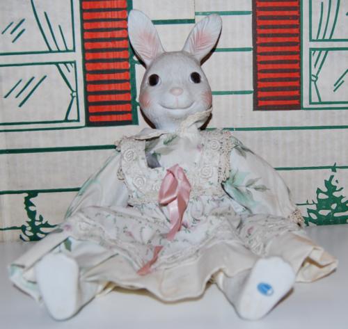Rabbit doll 5