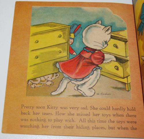 Untidy little kitten 3