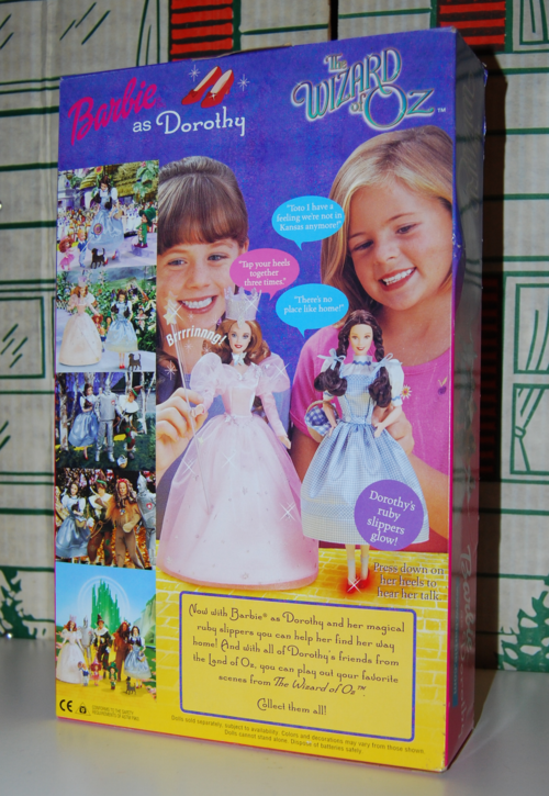 Dorothy barbie 2